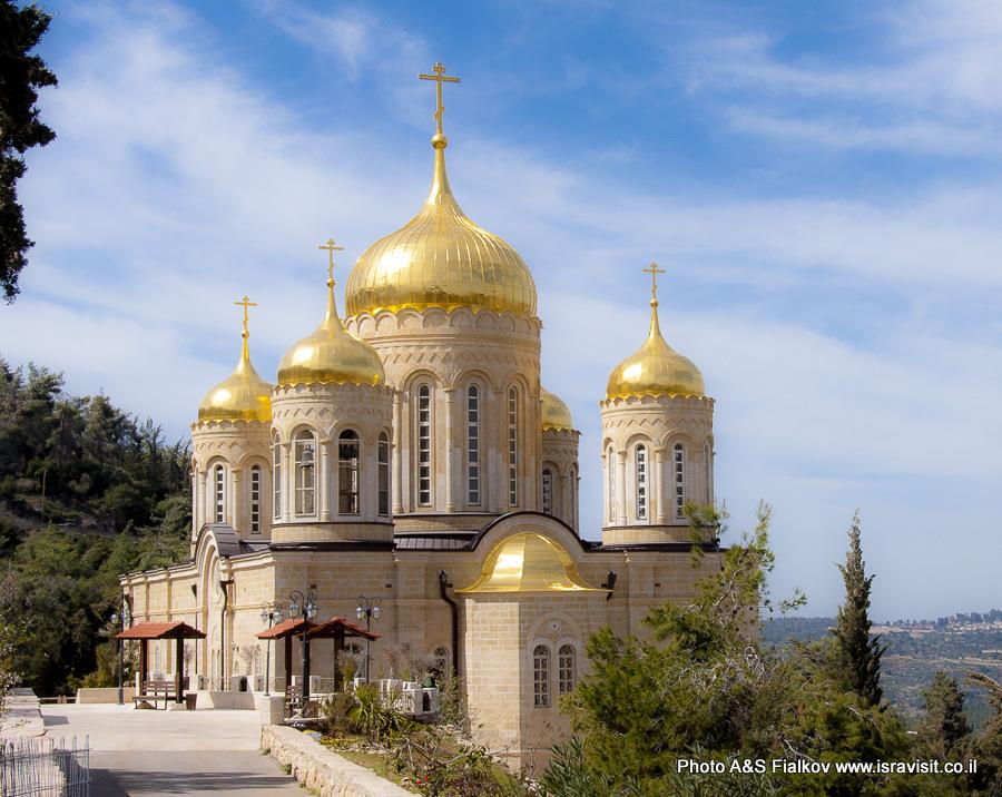Экскурсия Русский Иерусалим