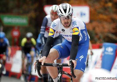 """Italiaan van Deceuninck-Quick-Step is duidelijk: """"Eén etappe in de Tour de France kan heel uw carrière veranderen"""""""