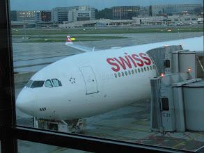 Photo: An Airbus 343