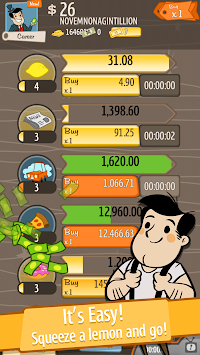 AdVenture Capitalist APK screenshot thumbnail 2