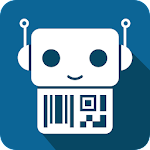 QRbot: QR code reader and barcode reader Icon