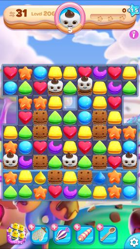 Code Triche Cookie Jam Blastu2122 Jeu de Match-3 Puzzle APK MOD screenshots 6