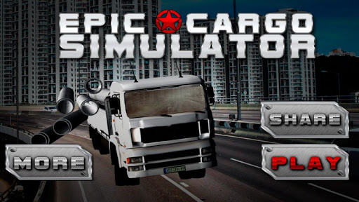 Epic Cargo Pipe Transporter