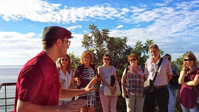 """Photo: Inici de la ruta """"Un passeig per Sinera"""""""