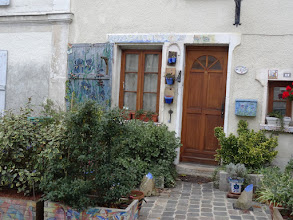Photo: la maison de l'artiste L. Bergart à Périgny/ Yerres