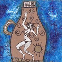 Photo: Bottled Man I