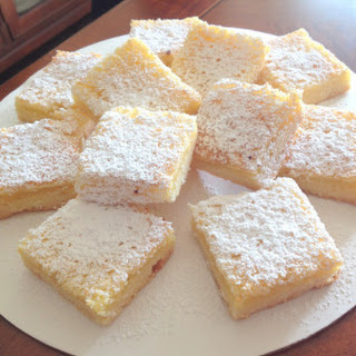 Super Easy Lemon Bars.