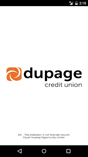 DuPage Credit Union Mobile