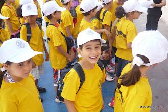 Photo: Les enfants seront en jaune-orange