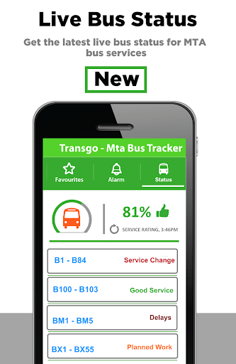 Download NYC Bus Tracker (MTA with Map) Google Play