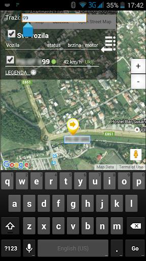 GPS Tragau010d  screenshots 4