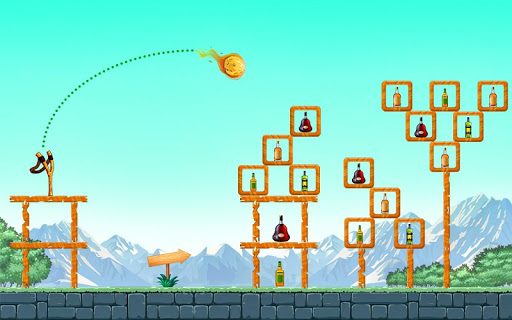 Knock Down Bottle Shoot Challenge: Free Games 2020 2.0.034 screenshots 3