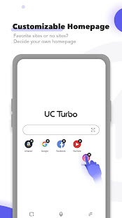 UC Browser Turbo - Fast Download, Private, No Ads for PC / Windows 7