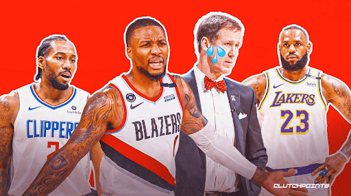 RUMOR: Blazers scouring Lakers, Clippers, Spurs benches for Terry Stotts successor