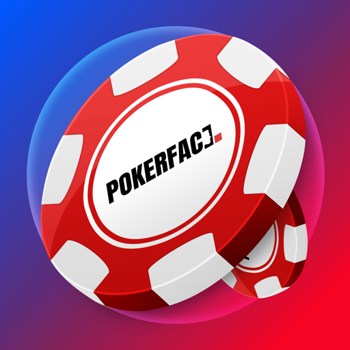 Poker Face - Texas Holdem Poker With Your Friends Icon