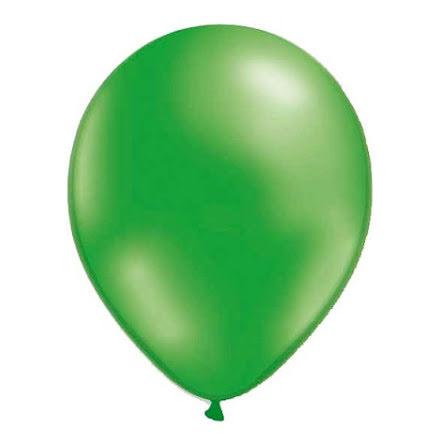 Ballonger - Grön metallic