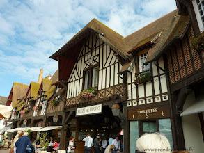 Photo: Le Marché de Deauville