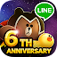 LINE Rangers - a tower defense RPG w/Brown & Cony!