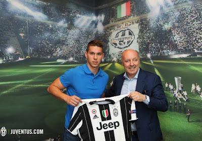 Anderlecht s'intéresse à Marko Pjaca (Juventus) pour remplacer Henry Onyekuru