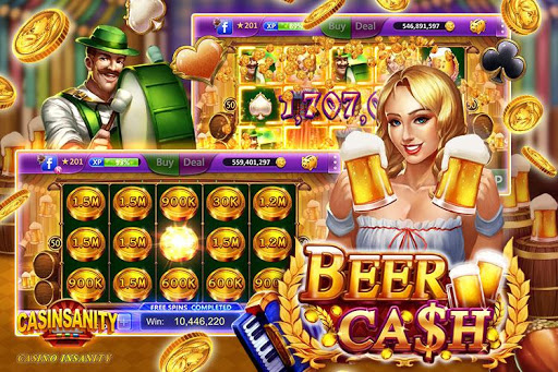 Casinsanity Slots u2013 Free Casino Pop Games screenshots 16