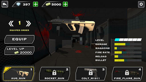 Zombie Shooter - Survival Games  screenshots 4