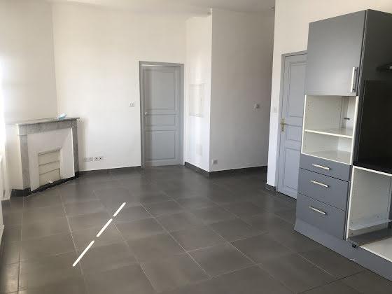Location appartement 2 pièces 38,41 m2