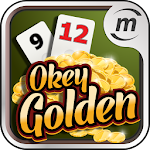 Okey - Play Online & Offline Icon
