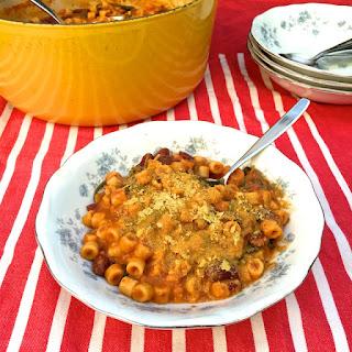 Pasta e Fagioli with Greens | The Recipe ReDux