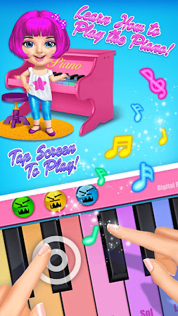 Sweet Baby Girl Pop Stars 1.0.61 screenshot 634862