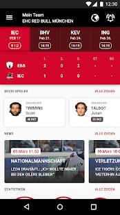 Deutsche Eishockey Liga - náhled