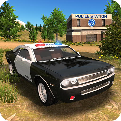 Police Car Driving Offroad (game)