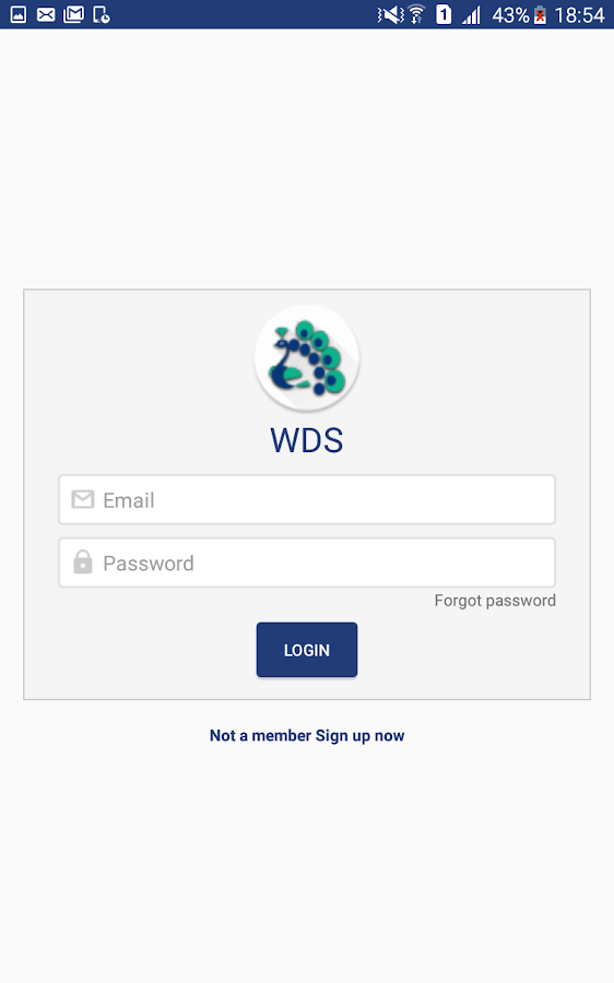 WDS- screenshot