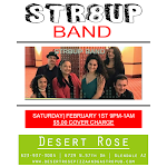 Str8 UP Live Band in the Party Pit