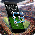 Football Pattern Live Lock-LWP Icon