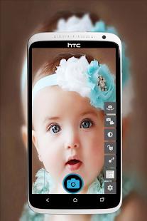HD kamera Pro - náhled