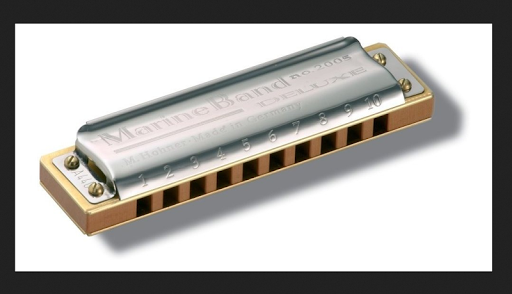 Learn harmonica. Harmonica 24 double cells  screenshots 4