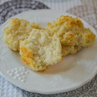 Incredible Easy Drop Biscuits
