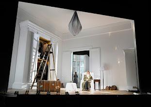 Photo: Wien/  Theater in der Josefstadt: AM ZIEL von Thomas Bernhard. Inszenierung Cesare Lievi. Premiere am 12.3.2015.  Andrea Jonasson. Foto: Barbara Zeininger