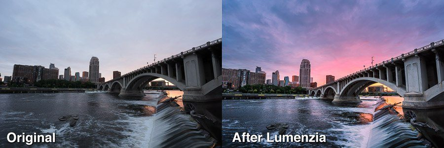 Sample image:  Lumenzia Luminosity Masking Panel for Photoshop