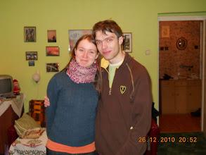"""Photo: 26 XII 2010 roku - Ewa i Marek z D.A. """" Maciejówka """""""