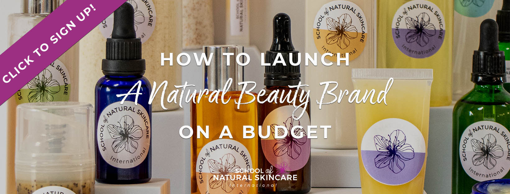 12 gorgeous natural beauty brands founded by our students! Holiday Gift Guide 2018 Student success stories