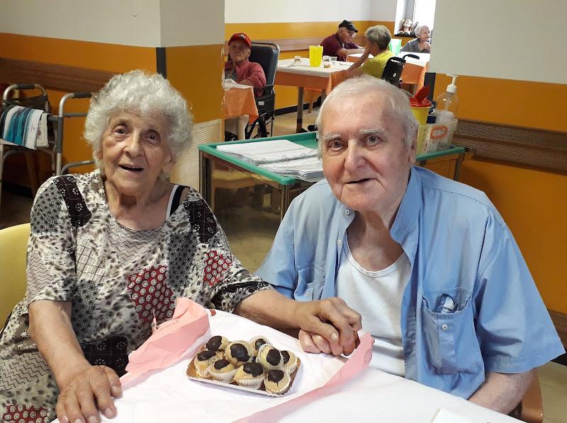 """67 anni  insieme """" E da allora sono perchè tu sei ..."""" di AnnieMorgan"""