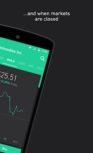 Robinhood - Free Stock Trading Screenshot 5