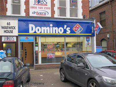 Dominos Pizza On The Avenue Pizza Takeaway In Portswood