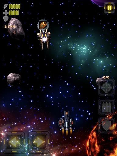 Spaceship Defender - space invaders spaceship game screenshot 10