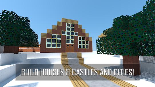 Winter Craft – Building Exploration 3