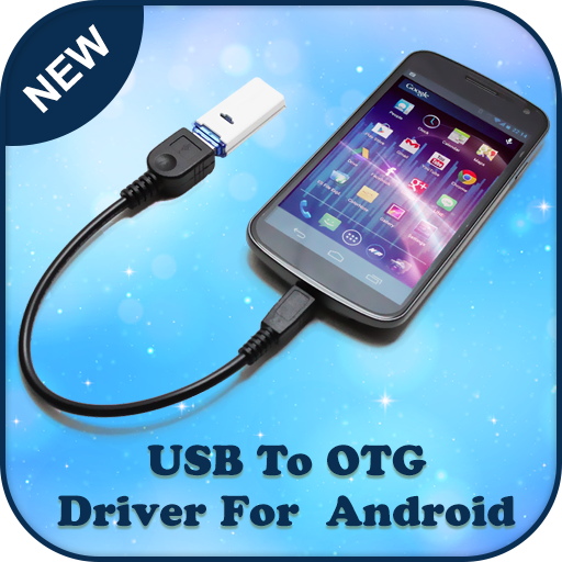 Baixar USB Driver for Android : OTG USB para Android