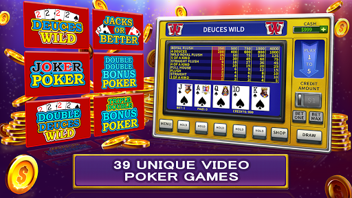 Video Poker High Limit 1.3.1 {cheat|hack|gameplay|apk mod|resources generator} 1
