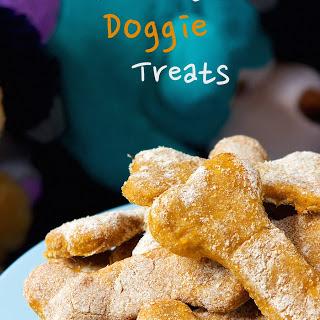 Homemade Doggie Treats.