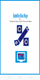 App Biss Keys PowerVu Keys Cccam Cline Cricket Live APK for Windows Phone